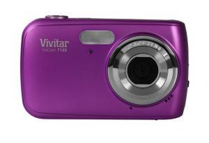 Vivitar ViviCam 7122 Digital Camera