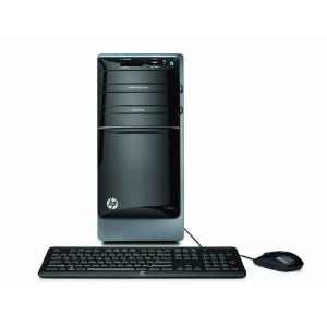HP Pavilion p7-1410 Desktop (Black)
