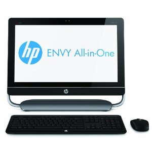 HP Envy 23-c030 23-Inch Desktop (Black)