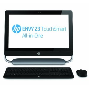 HP Envy 23-d030 23-Inch Desktop (Black)