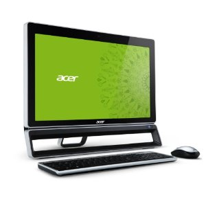 Acer Aspire AZS600-UR308 23-Inch Desktop (Black)
