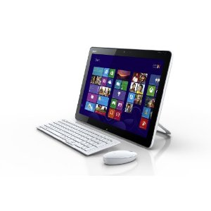 Sony VAIO Tap All-in-One Touch Screen SVJ20217CXW 20-Inch Desktop (White)