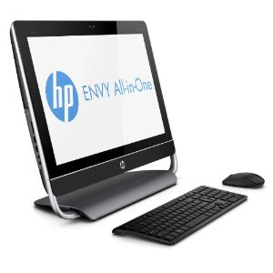 HP Envy 23-c010 23-Inch Desktop (Black)