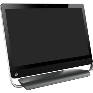 HP Omni 27-1058 QW855AA Quad All-in-One Computer