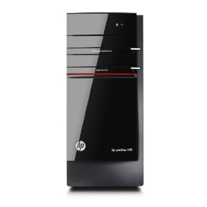 HP Envy h8-1430 Desktop (Black)