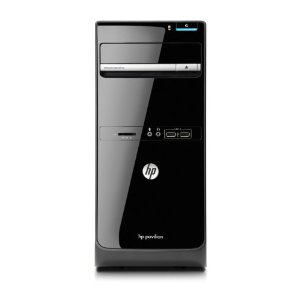 HP Pavilion p6-2310 Desktop (Black)