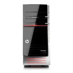 HP Envy Phoenix h9-1330 Desktop (Black)