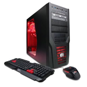 CyberpowerPC Gamer Xtreme GXi980 Desktop (Black/Red)