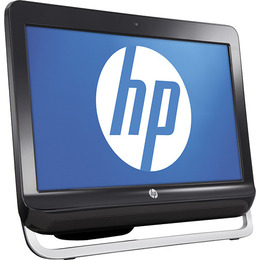Hp Omni 120-1333w All in One Desktop Pc