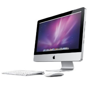 Apple iMac MC309LL/A 21.5-Inch Desktop
