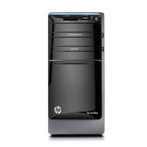 HP Pavilion p7-1240 Desktop (Glossy Black)