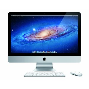 Apple iMac MC814LL/A 27-Inch Desktop