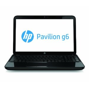 HP Pavilion g6-2230us 15.6-Inch Laptop (Black)