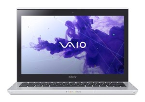 Sony VAIO T Series SVT13124CXS 13.3-Inch Touch Ultrabook (Silver)