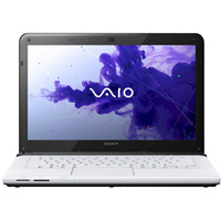 Sony VAIO E14 Series SVE14126CXW 14-Inch Laptop