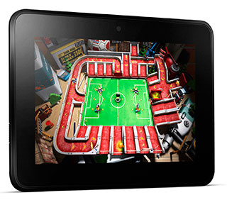 Amazon Kindle Fire HD(7.0 in, 16GB)