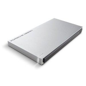LaCie Porsche Design P\'9223 120GB USB 3.0 Slim Solid State Drive