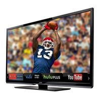 "Vizio M550VSE 55"" HDTV LED TV/HD Combo"
