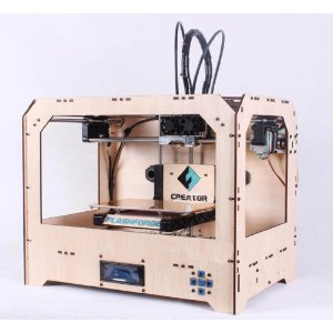 FlashForge 3D Printer, Dual Extruder