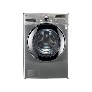 LG WM2655HVA Graphite Steel 27inch Front Load Washer