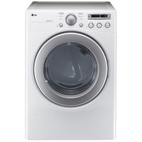 LG DLE2250W Electric Dryer
