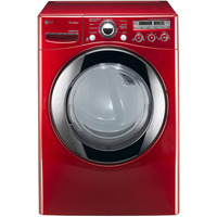 LG DLEX2650R Electric Dryer