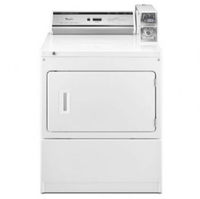 Whirlpool CGM2751TQ Gas Commercial Dryer