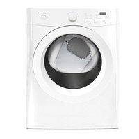 Frigidaire FAQE7001LW Dryer