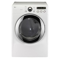 LG DLEX2550W Dryer