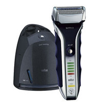 Braun Buffel Series 5 590CC Men\'s Cordless Shaver