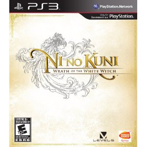 Ni No Kuni: Wrath of the White Witch - By Namco