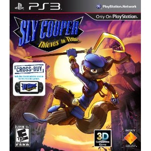 Sly Cooper: Thieves in Time - By Sony