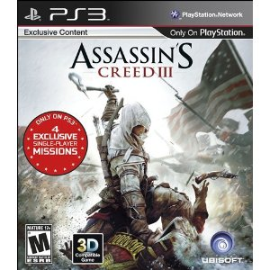 Assassin Creed III - By Ubisoft