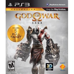 God of War Saga Collection - By Sony
