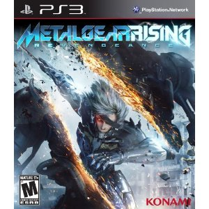 Metal Gear Rising Revengeance - By Konami