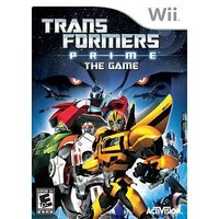Transformers Prime: The Game for Nintendo Wii U - By Activision
