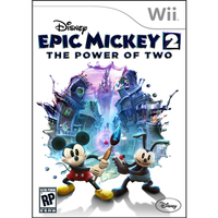 Epic Mickey 2: The Power of Two for Nintendo Wii - By Disney