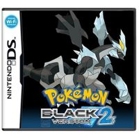 Pokemon Black Version 2 for 3DS - By Nintendo
