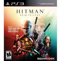 Hitman Trilogy HD for PlayStation 3 - By Square Enix