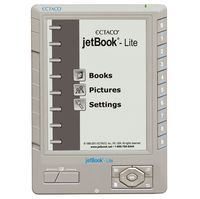 Ectaco jetBook Lite eBook Reader
