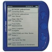 Ectaco jetBook mini eBook Reader