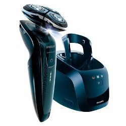Philips Norelco 1280X SensoTouch 3d Electric Shaver with Jet Clean System, Black