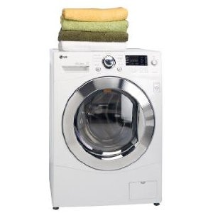 LG WM3455HW 2.7 CF COMBO WASHER-DRYER WHITE