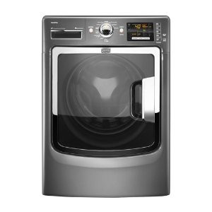 Maytag Maxima MHW6000XG Gray Front Load Washer