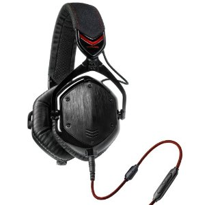 V-MODA Crossfade M-100 Noise-Isolating Metal Headphone