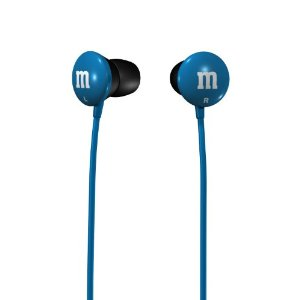 Maxell M&Ms 190552 Lightweight Earbuds