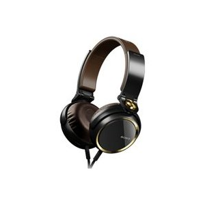 Sony MDR-XB600 Extra Bass 40mm Driver Headphones