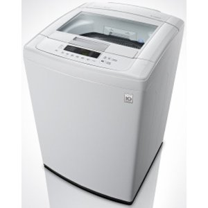 LG WT1101CW 4.3 Cu. Ft. White Top Load Washer