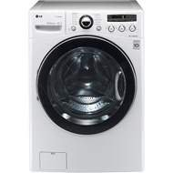 LG WM3987HW 3.6 CF FRONT LOAD WASHER DRYER COMBO