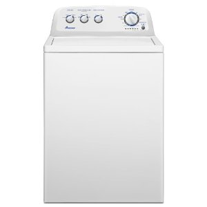 Amana  NTW4700YQ 3.4 cu. ft. Top-Load Washer with Dual Action Agitator